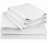 Bamboo 300 TC Individual Sheets, Pillowcases